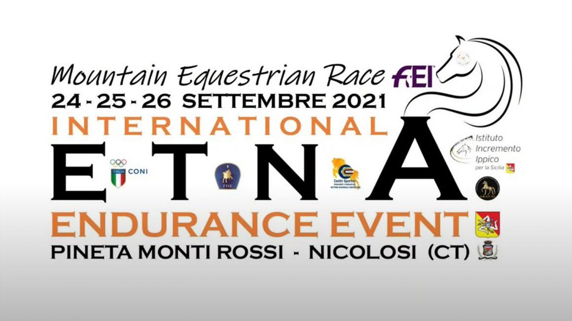 International Etna Endurance Event. 24-25-26 settembre 2021